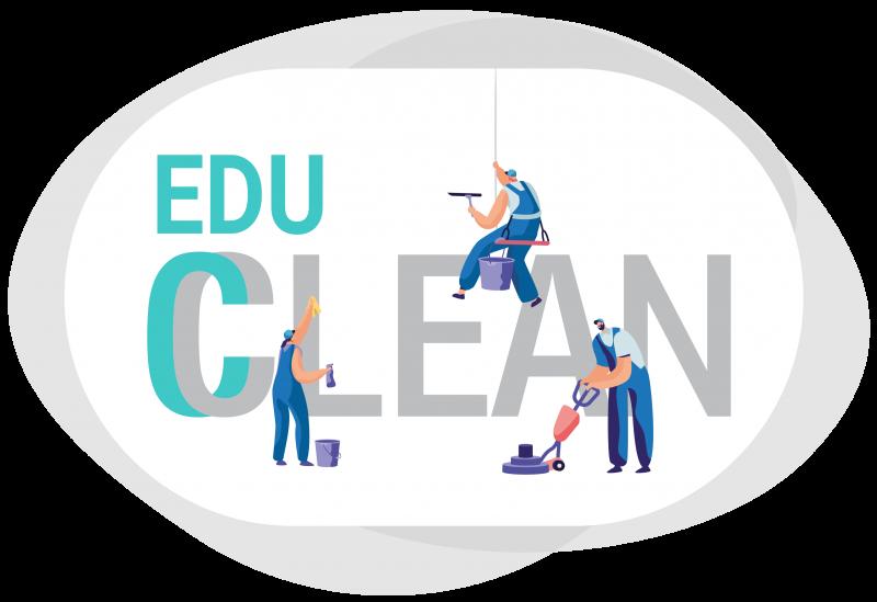 Campania EDU CLEAN te învață despre meseria de agent de curățenie